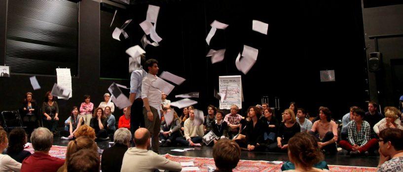 Mythos : Rencontre avec Yan Duyvendak, co-auteur de la performance Still in Paradise
