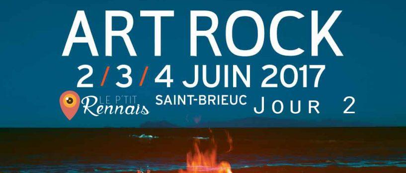 Art Rock 2017 – Jour 2