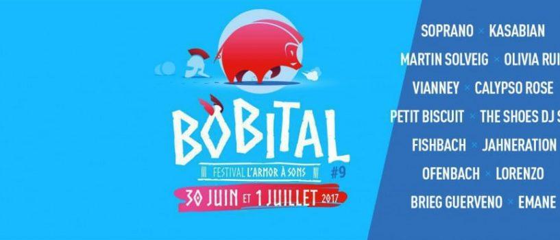 Retour sur le festival Bobital l'Armor à Sons !