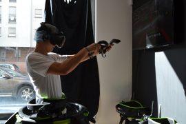 La réalité virtuelle s'installe à Rennes !