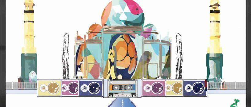 """Du 13 au 24 Novembre, l'illustrateur Hassan Diallo présente une nouvelle exposition : """"Variétés"""""""