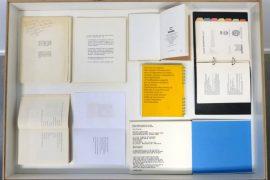 """Exposition """"OURS, COLOPHON, ACHEVÉ D'IMPRIMER : LE LIVRE D'ARTISTE ET LE PÉRITEXTE» jusqu'au 19 avril"""