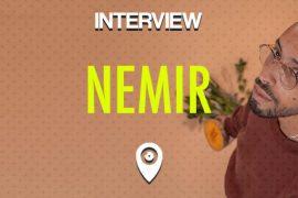 """NEMIR : """"J'ai un parcours assez complexe dans la musique."""""""