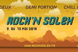 ROCK'N SOLEX – JOUR 1