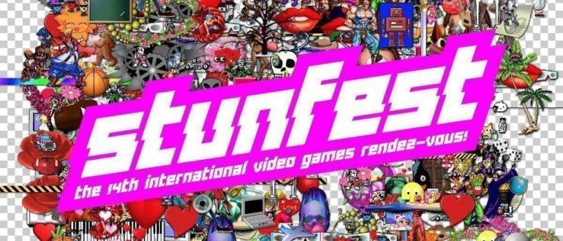 Étincelles de pixels du 14 au 20 Mai avec le STUNFEST