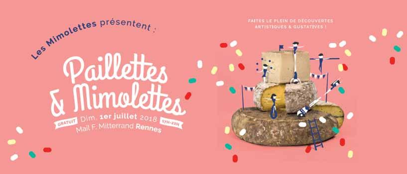 Paillettes & Mimolettes