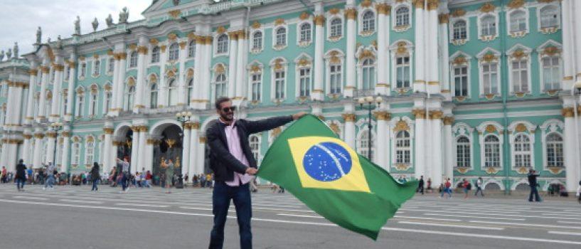 La Coupe du Monde 2018 racontée par Baptiste, expatrié français en Russie