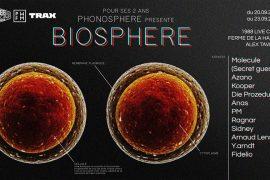Pour ses 2 ans, Phonosphère organise une sauterie dans Rennes!