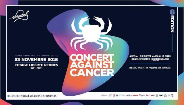 Concert Against Cancer 2018 – 8ème édition