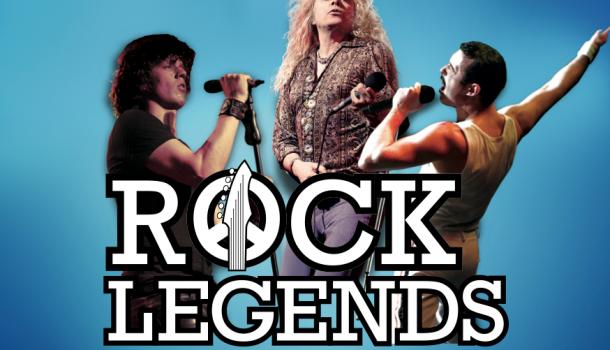 Rock Legends à Rennes