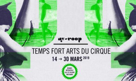 Le festival AY-ROOP est de retour du 14 au 30 Mars !