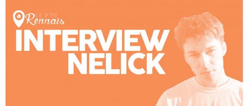 """Nelick : """"Quand je chante, je fais des featurings avec moi-même."""""""