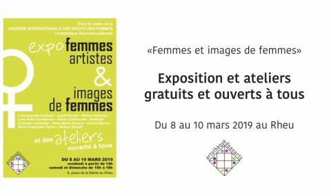 « Femmes et images de femmes », une exposition au Rheu !