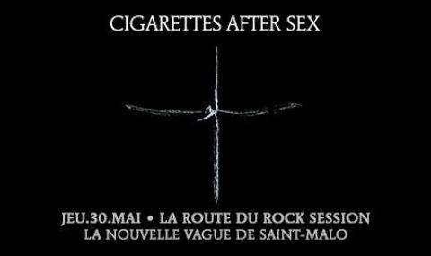 Cigarettes After Sex sur la route du rock à Saint Malo