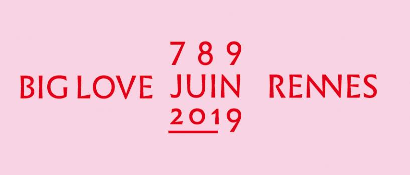 Un week end rempli d'amour avec le Big Love Festival