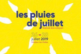 Tendre vers un autre monde avec le festival des Pluies de Juillet
