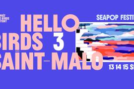 Hello Birds : vagues (pas que) musicales sur Saint-Malo