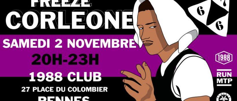 Freeze Corleone débarque en «EKIP» à Rennes!