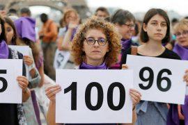 Féminicides : Plus de 130 femmes tuées en France en 2019