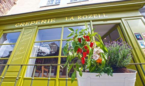 LA ROZELL, une crêperie bretonne qui n'a pas fini de vous rassasier !
